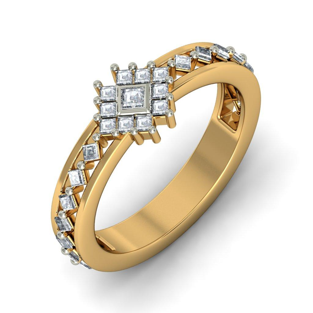 diamond finger ring designs