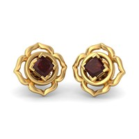 The Root Chakra Earrings