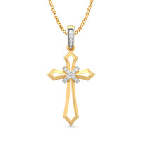 The Aron Cross Pendant