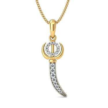 the kirpan pendant bluestone
