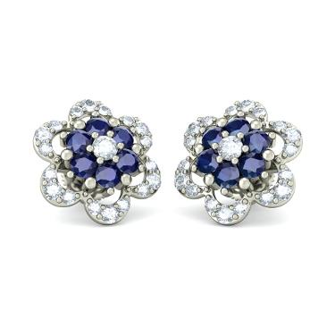 The Floral Harmony Earrings