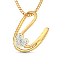 The Anchored Love Pendant