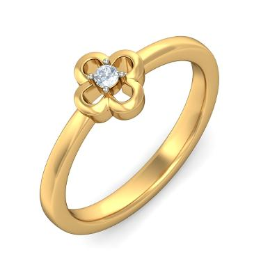 The Blossom Of Joy Ring