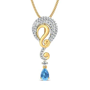 The Akshara Pendant
