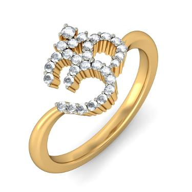 The Divine Om Ring