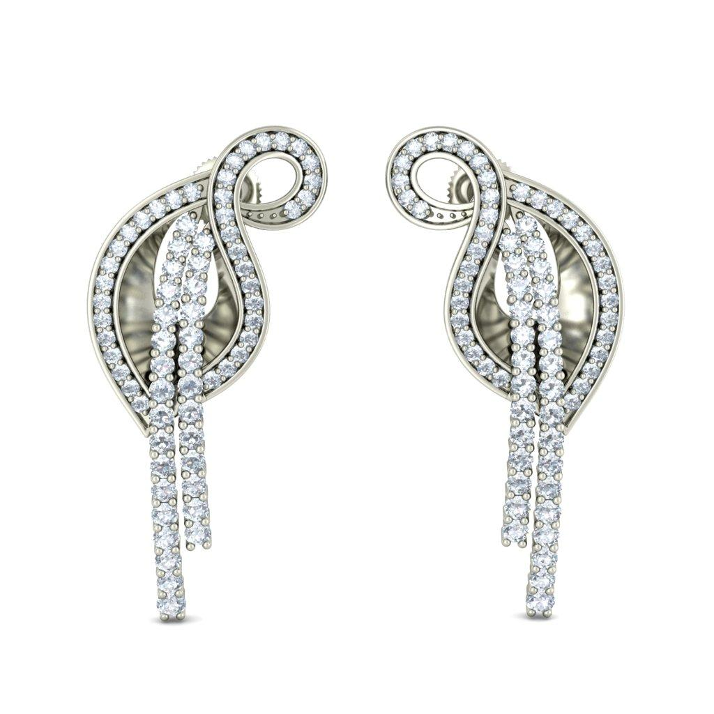The Sarvashretha Drop Earrings