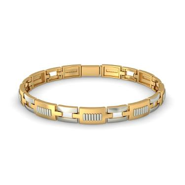 The Lined Up Bracelet