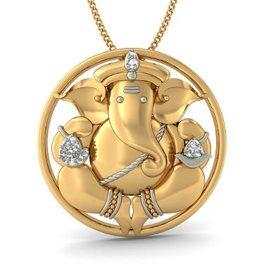 The Shubhan Pendant