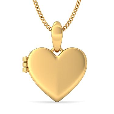 The Quest Of Love Openable Pendant