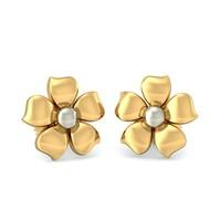 The Flower Of Innocence Earrings For Kids