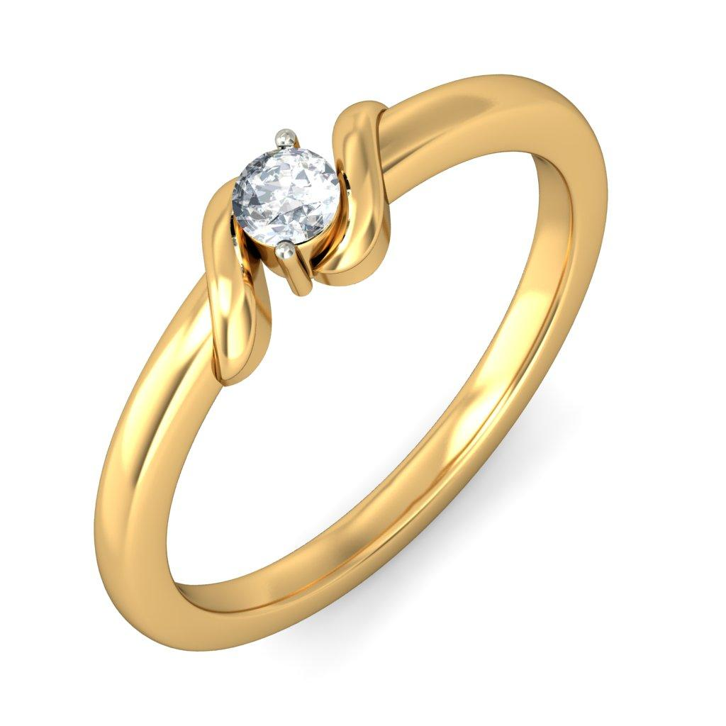 Solitaire rings- a mark of simplicity and elegance | justsimplebits