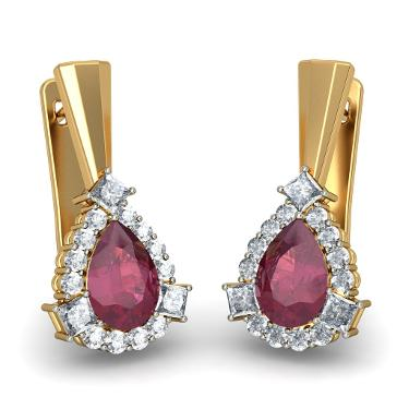 The Aanamika Earrings