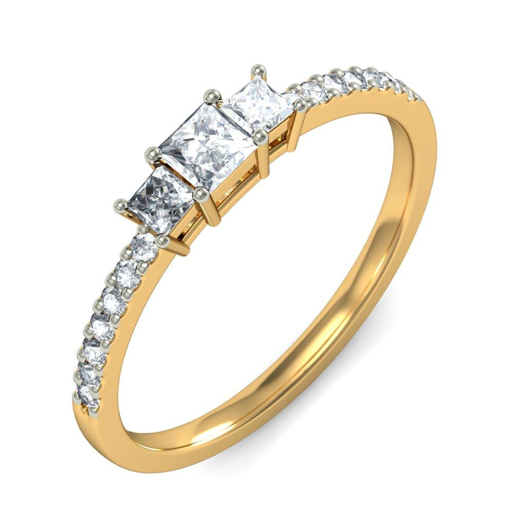 Stylish Gold Rings For Women | Digest Tech News