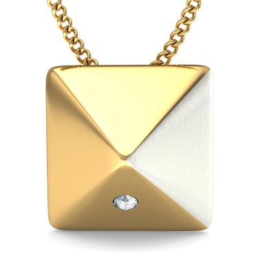The Pyramid Pendant