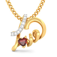 The Hearty Love Pendant