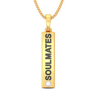 The Soulmates Pendant For Him