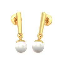 The Amathea Small Drop Earrings