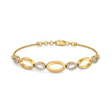 The Oval Melody Bracelet