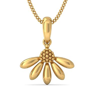 The Sovereign Flower Pendant