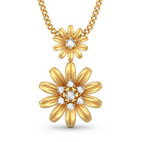The Glorious Floral Pendant