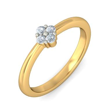 The Little Blossom Ring