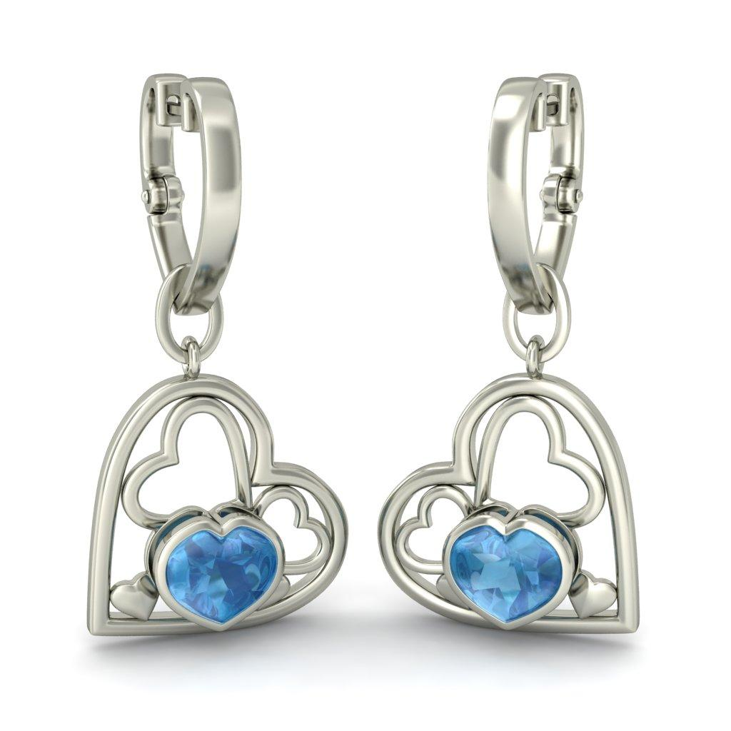 The Truly Madly Deeply Detachable Earrings