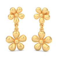 The Floralia Drop Earrings