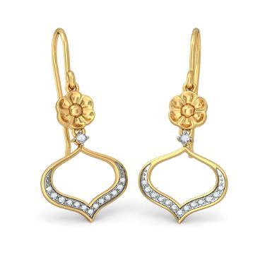 The Royal Floret Earrings